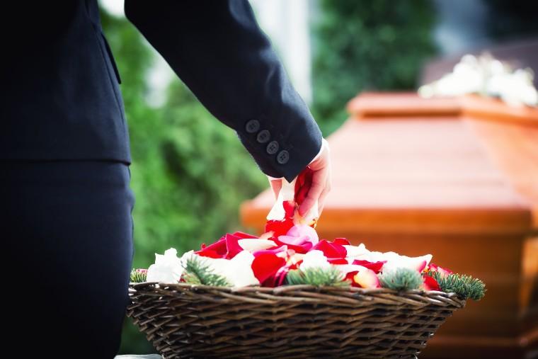 変わった葬儀