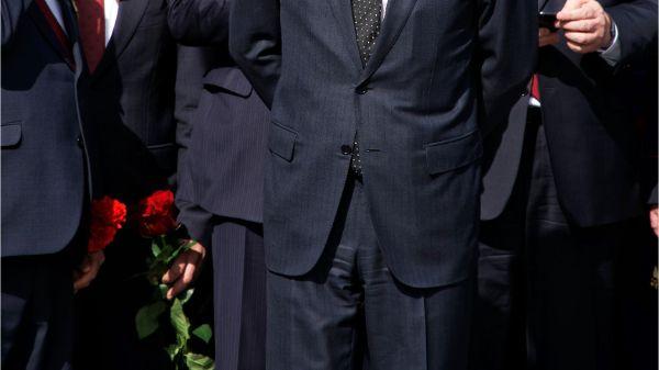 葬儀 スーツ